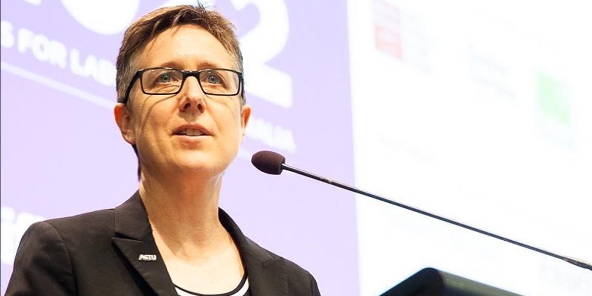 Sally McManus' address to Toward 2022