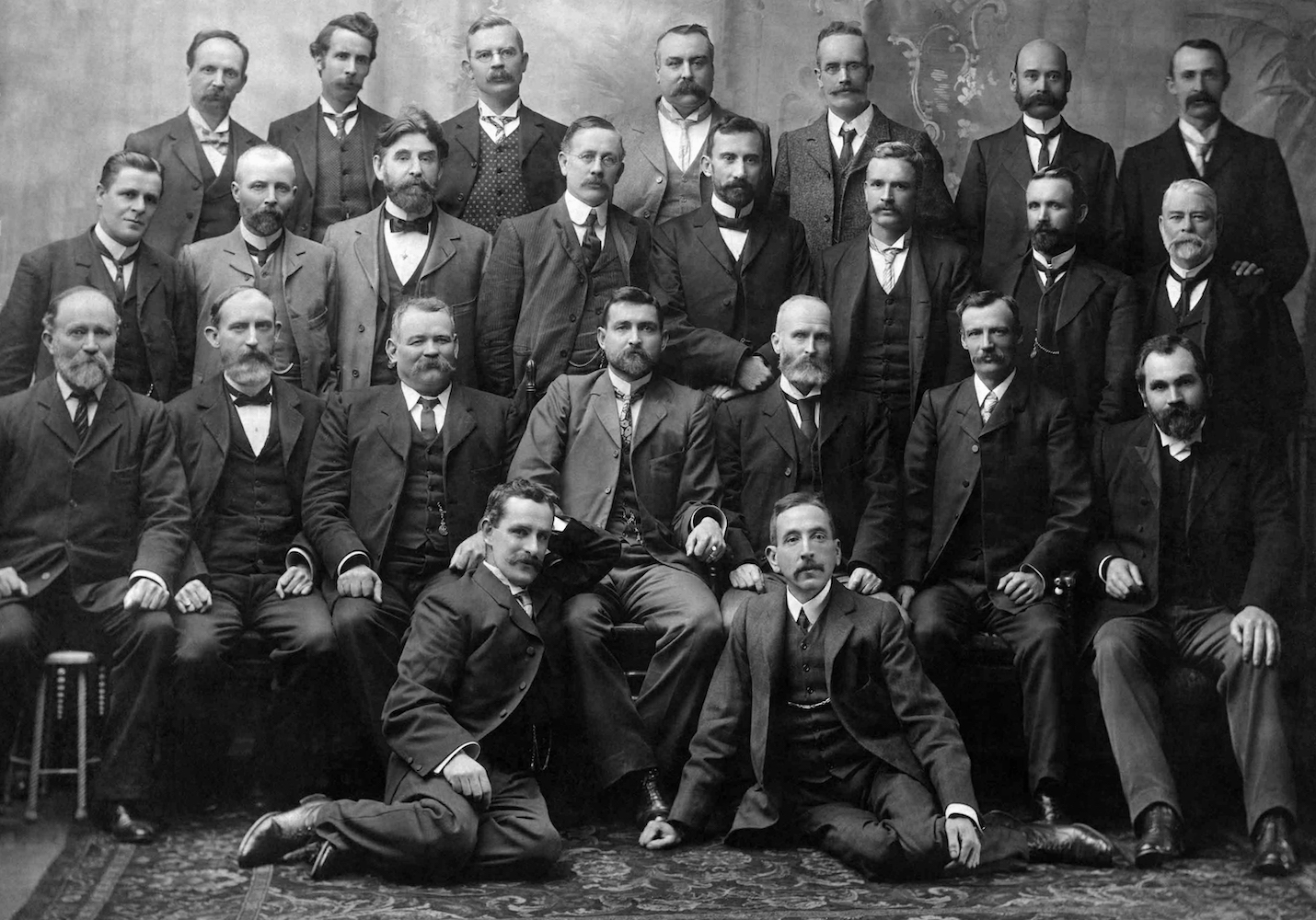Nation-builders from Day One: 120 Years of the Federal ALP